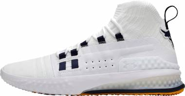 Under Armour Project Rock 1 - White/Navy/Taxi (108) (3020788108)
