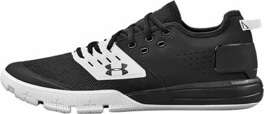 Under Armour Charged Ultimate 3.0 - Black/White (3020548001)