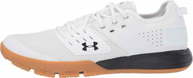 Under Armour Charged Ultimate 3.0 Onyx White (102)/Black Men
