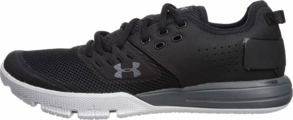 Under Armour Charged Ultimate 3.0 - Black (001)/Pitch Gray