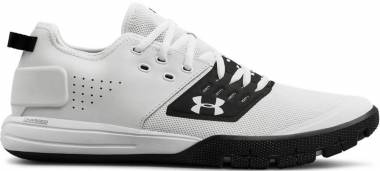 Under Armour Charged Ultimate 3.0 - White/Black (3020548100)