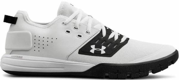Under Armour Charged Ultimate 3.0 - White/Black