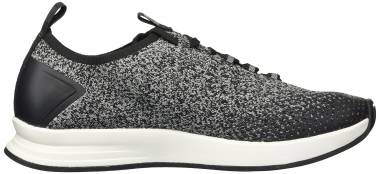 Under Armour Charged Covert Knit - Black/Steel/White (3020608001)