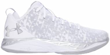 Under Armour Fireshot Low - White/Metallic Silver