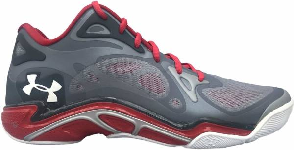 Under Armour Anatomix Spawn Low - steel/red/white (1241965036)