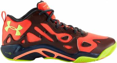 Under Armour Anatomix Spawn 2 Low - Red (1252477800)