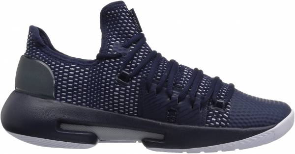 Under Armour HOVR Havoc Low - Midnight Navy 400 White (3020618400)