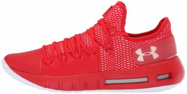 Under Armour HOVR Havoc Low - Red 600 White