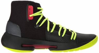 Under Armour HOVR Havoc - Black 002 Black