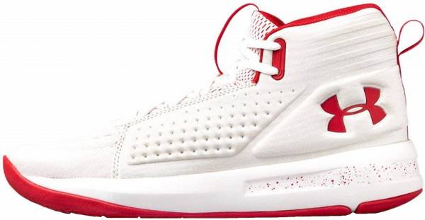 Under Armour Torch - White (101)/Red