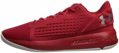 Under Armour Torch Low - Red 600 Red