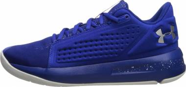 Under Armour Torch Low - Royal 400 Royal