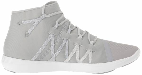 Under Armour Street Precision Mid Grey