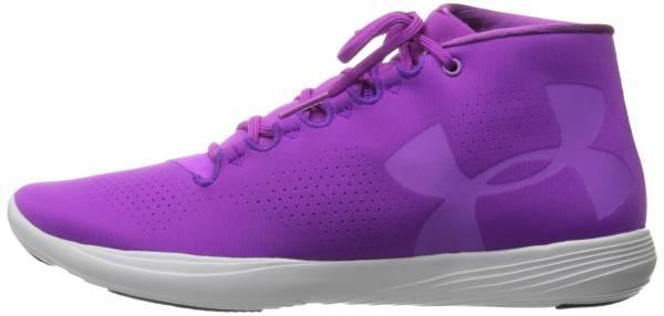 Under Armour Street Precision Mid - Purple Rave (959)/Premier Purple (1274412959)