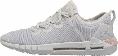 Under Armour HOVR SLK - Ghost Gray 105 Washed Blue