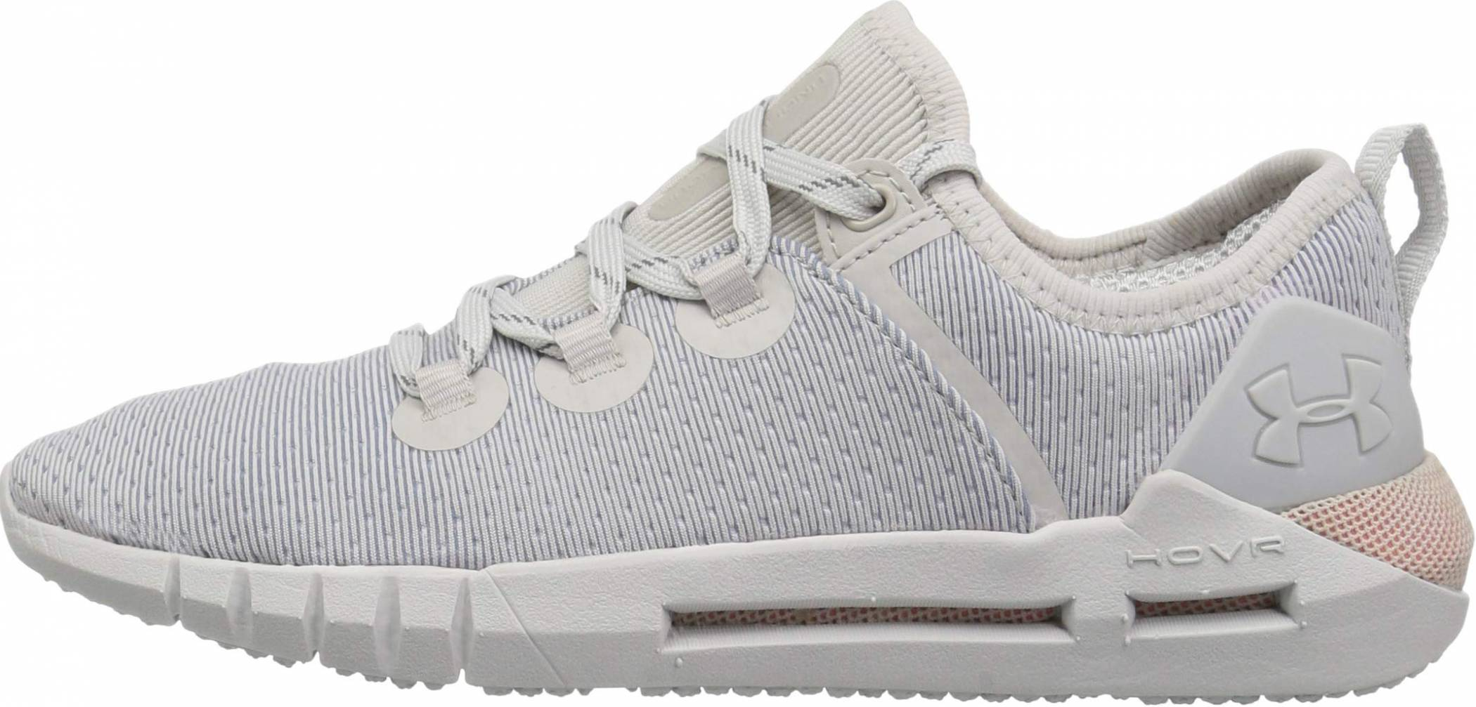 under armour womens white sneakers