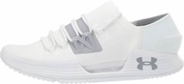 Under Armour SpeedForm AMP 3.0 - White (101)/Overcast Gray