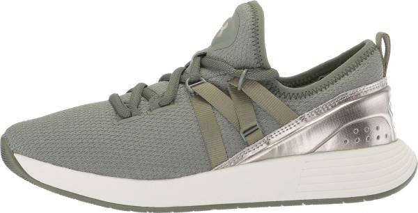 Under Armour Breathe Trainer - Verde Moss Green Metallic Faded Gold (3020282300)