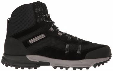 Under Armour Post Canyon Mid Black (001)/Black Men