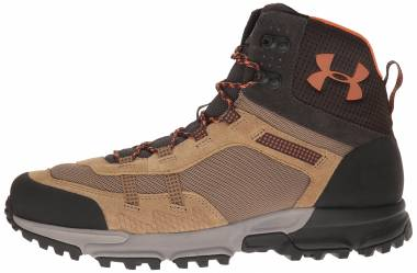 Under Armour Post Canyon Mid Brown Men