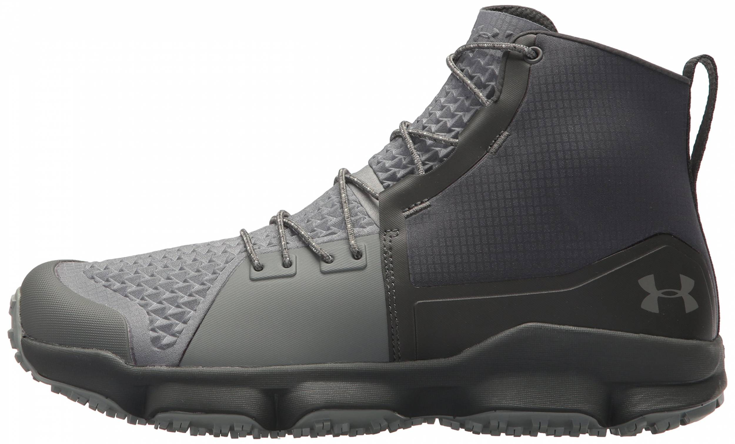 Review of Under Armour Speedfit 2.0