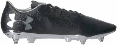 Under Armour Magnetico Pro Hybrid - Black 001 Metallic Silver (3000110001)