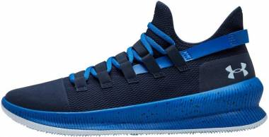 Under Armour M-Tag Low Academy/ Blue Strike Men