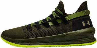 Under Armour M-Tag Low - Green (3021800300)