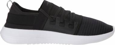 Under Armour Vibe - Schwarz Black White Charcoal 003 003