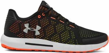 Under Armour Micro G Pursuit SE - Black/White (302123201)