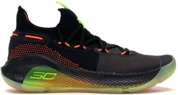 sports shoes 45465 4ef63 Under Armour Curry 6 Black