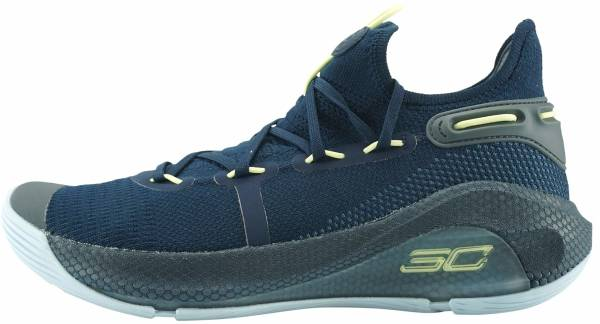 Under Armour Curry 6 - Blue (3020612402)