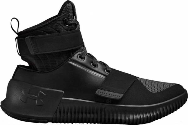 Under Armour Ultimate Speed Mid - Black/Black (3020236002)