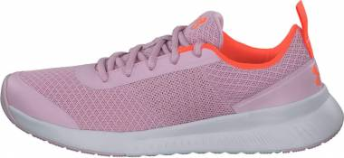 Under Armour Aura - Pink Pink Fog Halo Gray Peach Plasma 600 600 (302190760)