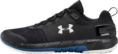 Under Armour Commit TR EX - Black (Black/ Petrol Blue/ Onyx White (008) 008) (3020789008)