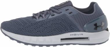 Under Armour HOVR Sonic 2 - Gris Downpour Gray Halo Gray Black 400 400
