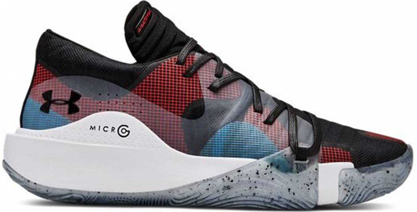 ballet noche Inflar  10 Reasons to/NOT to Buy Under Armour Anatomix Spawn Low 2019 (Jan 2021) |  RunRepeat