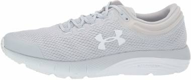 Under Armour Charged Bandit 5 - Halo Gray (101)/White