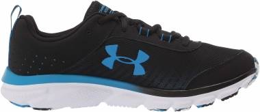 Under Armour Charged Assert 8 - Black/White (3024622001)