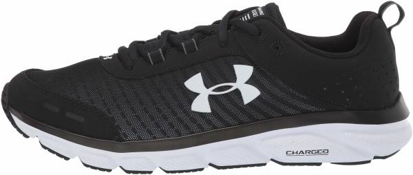 Under Armour Charged Assert 8 - Black Black