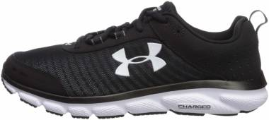 Under Armour Charged Assert 8 - Black/White (302264101)