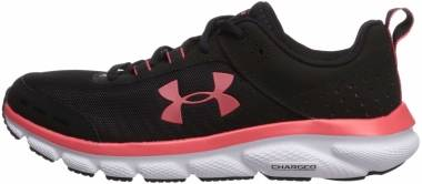 Under Armour Charged Assert 8 - Black Pink (3021972300)