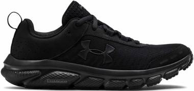 Under Armour Charged Assert 8 - Black Black Black