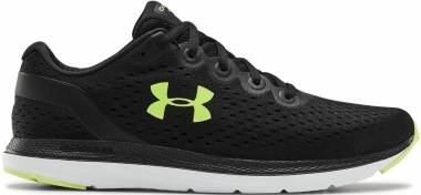 Under Armour Charged Impulse - Black 004 Vapor Green (3021950004)