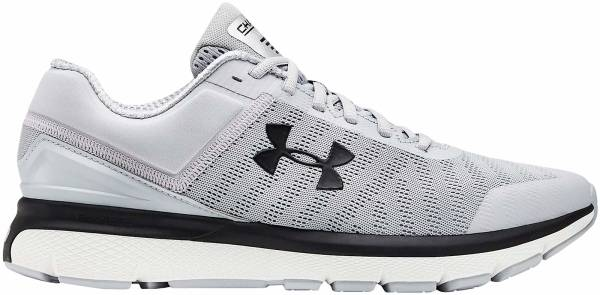 Under Armour Charged Europa 2 - Grigio Mod Gray White Black 100 (3021253100)