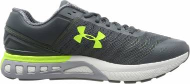 Under Armour Charged Europa 2 - Grey (Pitch Gray/ High-vis Yellow/ High-vis Yellow (102) 102)