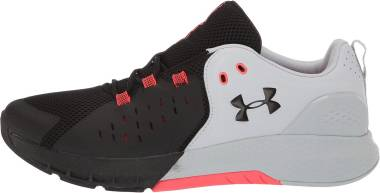 Under Armour Charged Commit 2 - Gris (Halo Gray/Halo Gray/Black (101) 101)