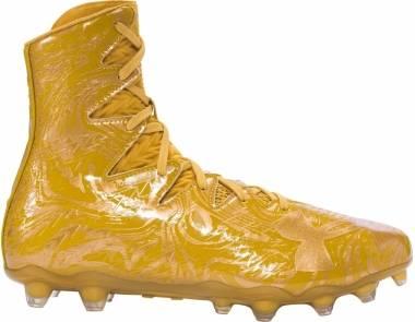 Under Armour Highlight MC - Gold Rush (1297953795)