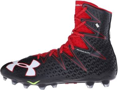 Under Armour Highlight MC - Black, Red (1269693061)