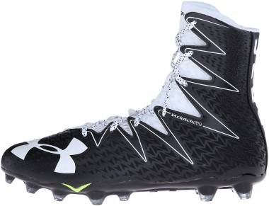 Under Armour Highlight MC - BLACK/WHITE